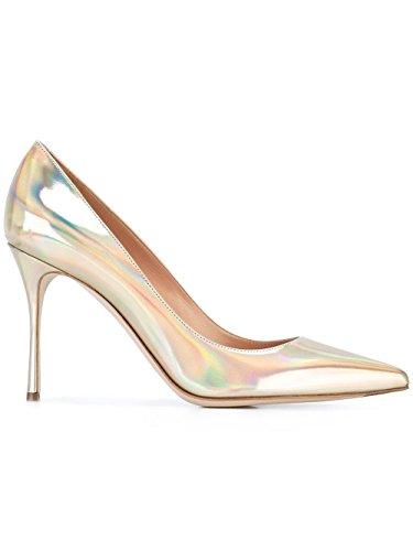 sergio-rossi-mujer-a43843mte1208125-plata-cuero-zapatos-altos