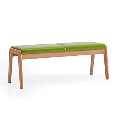 Barstools Essensstuhl- Nordic Bench Massivholzbank Kreative Esszimmerstuhl Nachttisch Hocker Doorway Hocker Langer Hocker Langer Hocker (117 * 34 * 44 cm) von L&Y bei Gartenmöbel von Du und Dein Garten