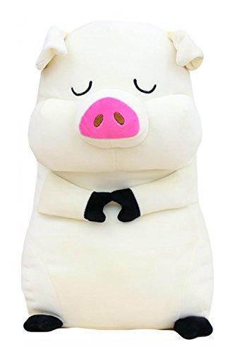 Good Night Poupées en peluche de porc d'Expressions de dessin animé pour la tenue