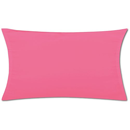 Bestlivings Kissenbezug Pink (40x60 cm) mit verdecktem Reißverschluss - viele Größen und Farben
