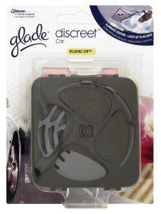 Preisvergleich Produktbild New Glade Discreet Lufterfrischer Auto-Lufterfrischer Zen