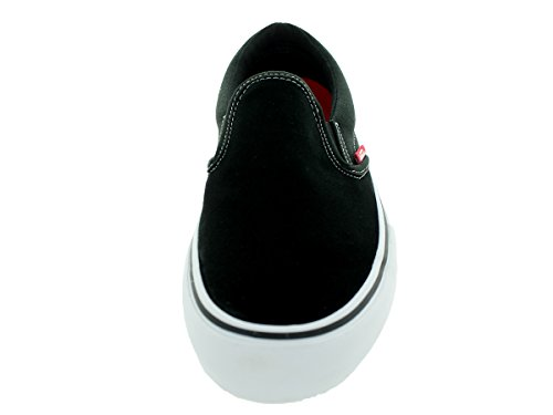 Vans Pro Skate Skate Shoes - Vans Pro Skate Slip-On Pro Shoes - Black/Bronze Black/White/Gum