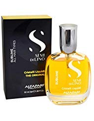 Alfaparf Semi Di Lino Diamante Cristalli Liquidi Illuminating Serum 1.69oz by AlfaParf -