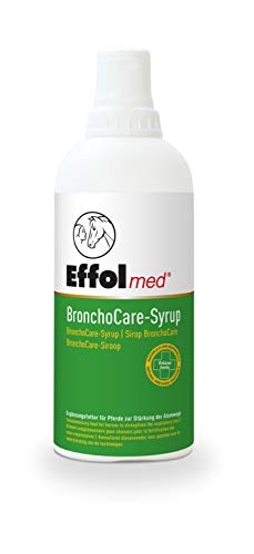 Effol BronchoCare Syrup - 1000 ml - Menthol-sirup