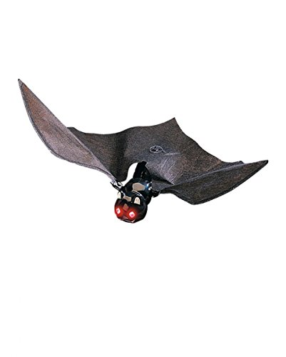Fliegende Fledermaus als Halloween Animatronic