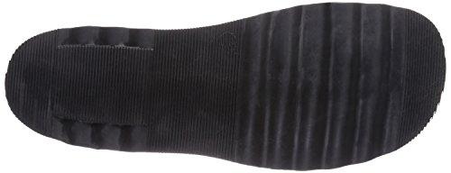 Gevavi  2165 Herren Pantoffeln, Pantoufles non doublées hommes Noir - Schwarz (schwarz(zwart) 00)