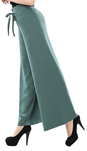 Tailloday - Legging de sport - Femme vert foncé