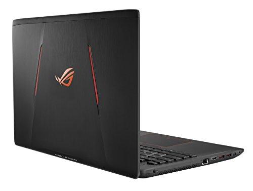 Asus Rog GL553VE-FY168T Laptop (Windows 10, 8GB RAM, 1000GB HDD) Black Price in India