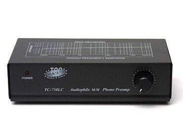 TCC TC-750LC Preamplificatore Phono