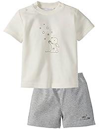 BORNINO Schlafanzug kurz Baby-Pyjama Baby-Nachtwäsche
