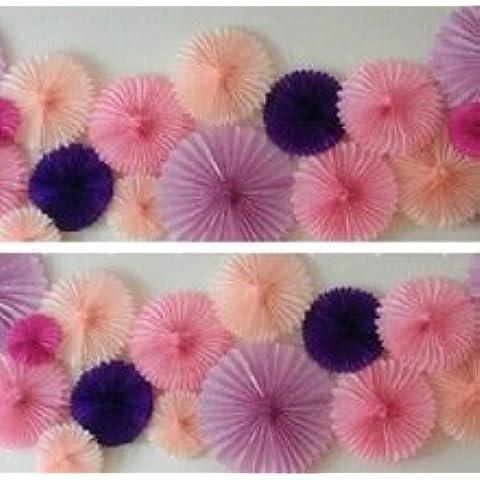 Nuovi 1800pcs / lot Mulberry partito fiore artificiale Stame Matrimonio Multi Wedding Box Decorazione 80pcs 3 millimetri di diametro / colori fascio