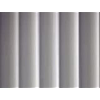 PVC Vertical Blind Replacement Slat (White) 5 Pk 82 1/2 X 3 1/2 by Amazing Drapery Hardware
