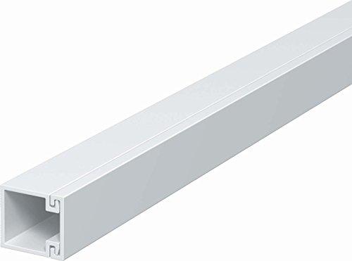 Preisvergleich Produktbild BETTERMANN Leitungsführungskanal 15x15mm, L2000mm, rws