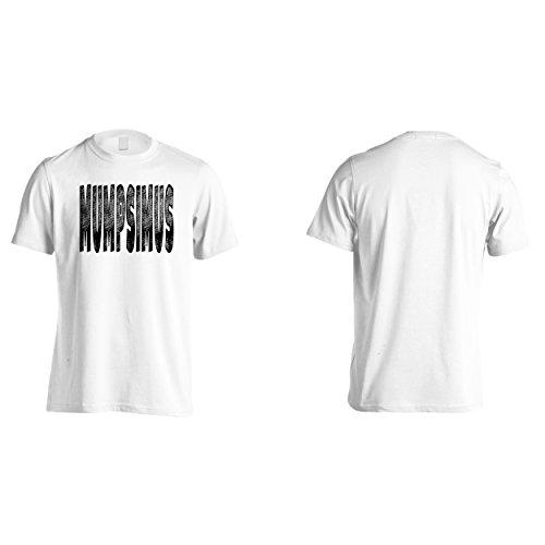 mumpsimus novità divertente Uomo T-shirt d394m White