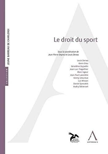 Le droit du sport