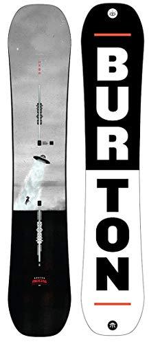 Burton process, tavola da snowboard uomo, no color, 155