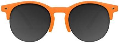 D. Franklin America, Gafas de Sol Unisex, Naranja, 50