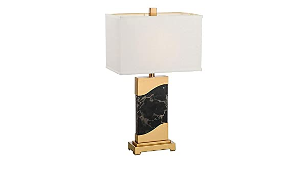 Minimalist Jazz White Table Lamp