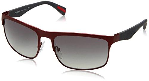 Prada Sport Sonnenbrille 54IS_5AV1A1 (65 mm) GUNMETAL, 65