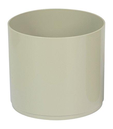 Euro 3 plast 3 2840 Miu Vase, 9 cm, romarin, vert