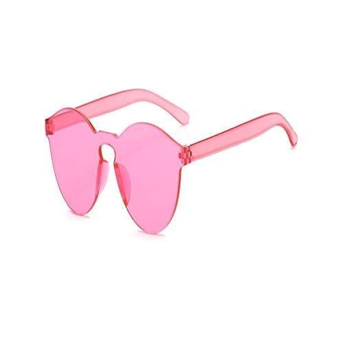 Sportbrillen, Angeln Golfbrille,NEW Fashion Women Flat Sunglasses Luxury Brand Designer Sun Glasses Eyewear Candy Color Mirror UV400 Oculos De Sol 7