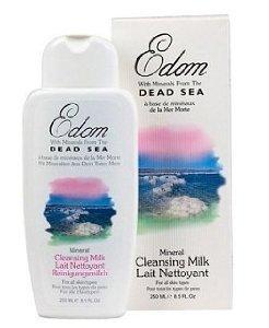 Edom - Reinigungsmilch Gesicht - Pflege aus dem Toten Meer - Gesichtspflege