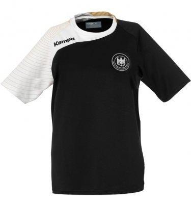 Kempa T-Shirt DHB Circle Replika, Schwarz, M, 2003032011630
