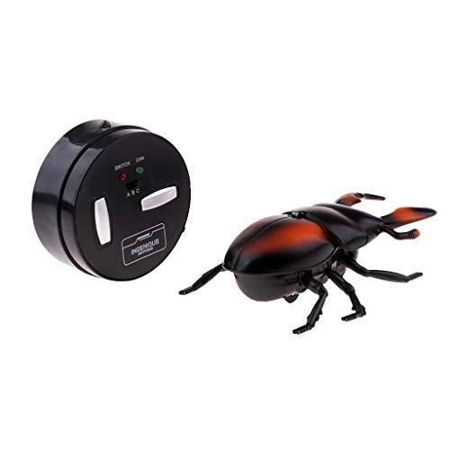 KESOTO Ferngesteuerte Insekten Spielzeug für Tier Spielzeug Halloween Party, perfekt als Kinder Geschenk / Spielzueg