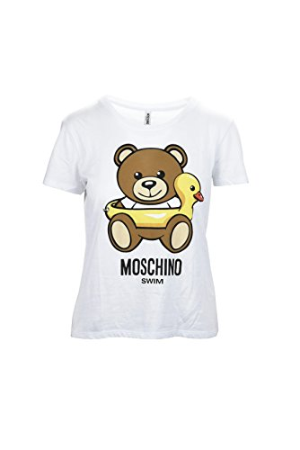 Moschino swim teddy and duck white t-shirt-s
