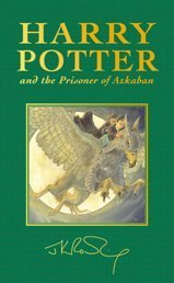 Book cover for Harry Potter and the Prisoner of Azkaban