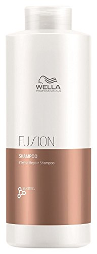 Wella Fusion Repair Shampoo, 1er Pack (1 x 1000 ml) - Reparatur Behandlung Shampoo