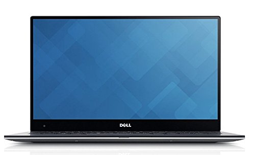Dell XPS 13 9360 13.3-Inch Laptop - (Silver) (Intel Core i5-7300U 2.6 GHz, 8 GB RAM, 256 GB SSD, Windows 10 Pro QHD InfinityEdge touch display