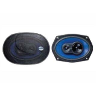 Dietz RMS269160Watt 3-Way Triaxial Speaker (Pair) (6x 9Inch)