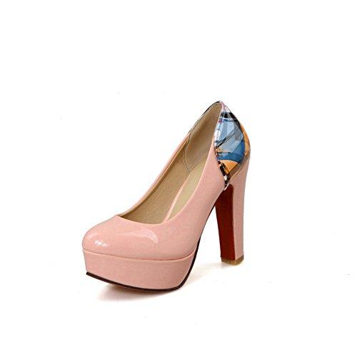 1TO9, Scarpe col tacco donna Pink