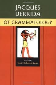 Of Grammatology Publisher: The Johns Hopkins University Press; Corrected edition