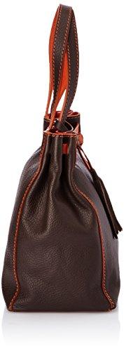 Loxwood 3192Jp, Sac porté épaule Marron (Coffee/Mandr)