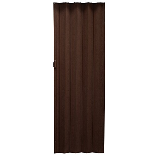 Porta a soffietto in legno di quercia \