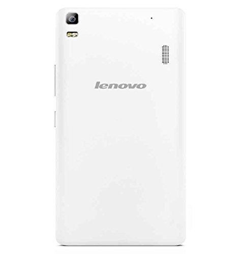 Buckeinstore Back Replacement Battery Door Body Panel Shell Cover Battery Cover For Lenovo K3 Note(White)
