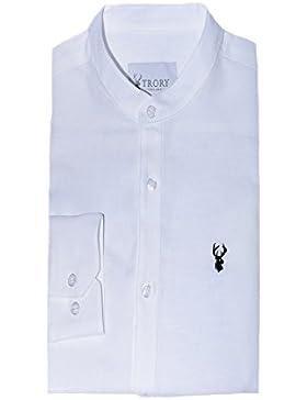Trory Ireland - Camisa casual - para hombre