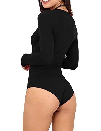 HAHAEMMA Body - Donna nero 1