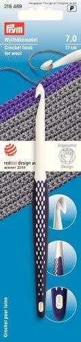 Prym ergonomics, uncinetto per lana,7mm