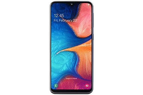 """Samsung Galaxy A20e - Smartphone de 5.8"""" Super AMOLED (13 MP, 3GB RAM, 32GB ROM) Color Negro [Versión Española]"""