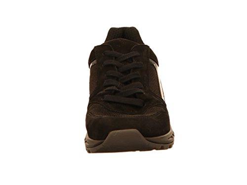 Mephisto  Cross Buck 6900/12700 Black, Chaussures de ville à lacets pour femme Schwarz
