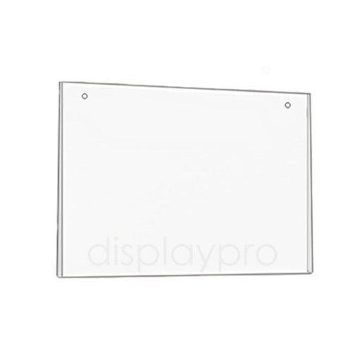 Displaypro 10x A4PVC paisaje pared o colgar Póster pantalla–envío gratis.