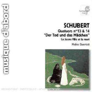 SCHUBERT - Quatuors n°13 et 14