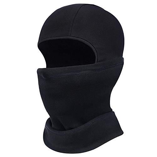 Arcweg Scaldacollo Invernale Unisex Cappello in Pile Sciarpa Tubolare Antivento e Multiuso da Uomo e Donna
