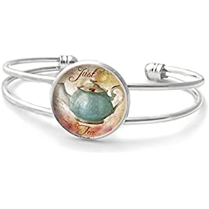 Armband mit cabochon, Just Tea