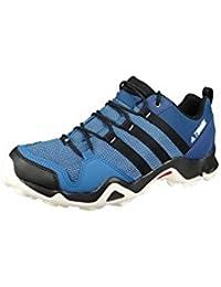 Adidas Terrex Ax2r, Zapatos de Senderismo para Hombre, Azul (Azubas/Negbas/Azumis), 42 EU