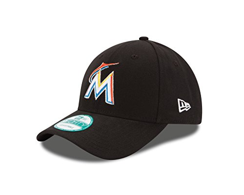 miami-marlins-new-era-youth-mlb-9forty-the-league-adjustable-hat-cappello