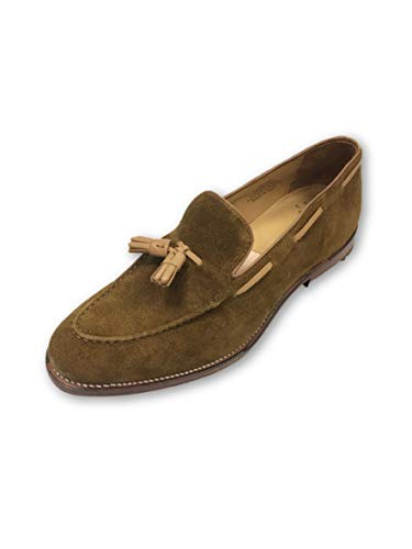 G.H. Bass & Co Tassel Loafers in tan Suede Size 11 Suede - Bass Loafer